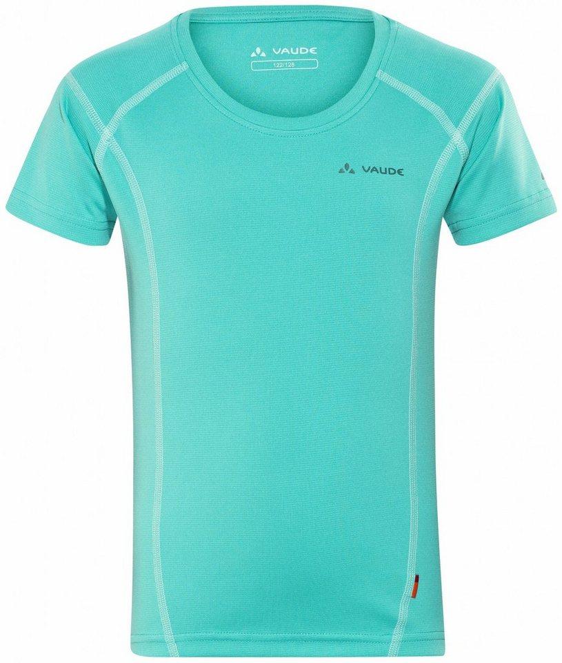 VAUDE T-Shirt »AM Girls T-Shirt« in türkis
