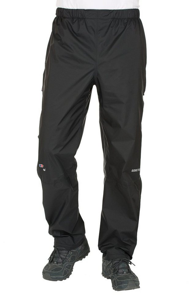 Berghaus Outdoorhose »Paclite Pant Men« in schwarz