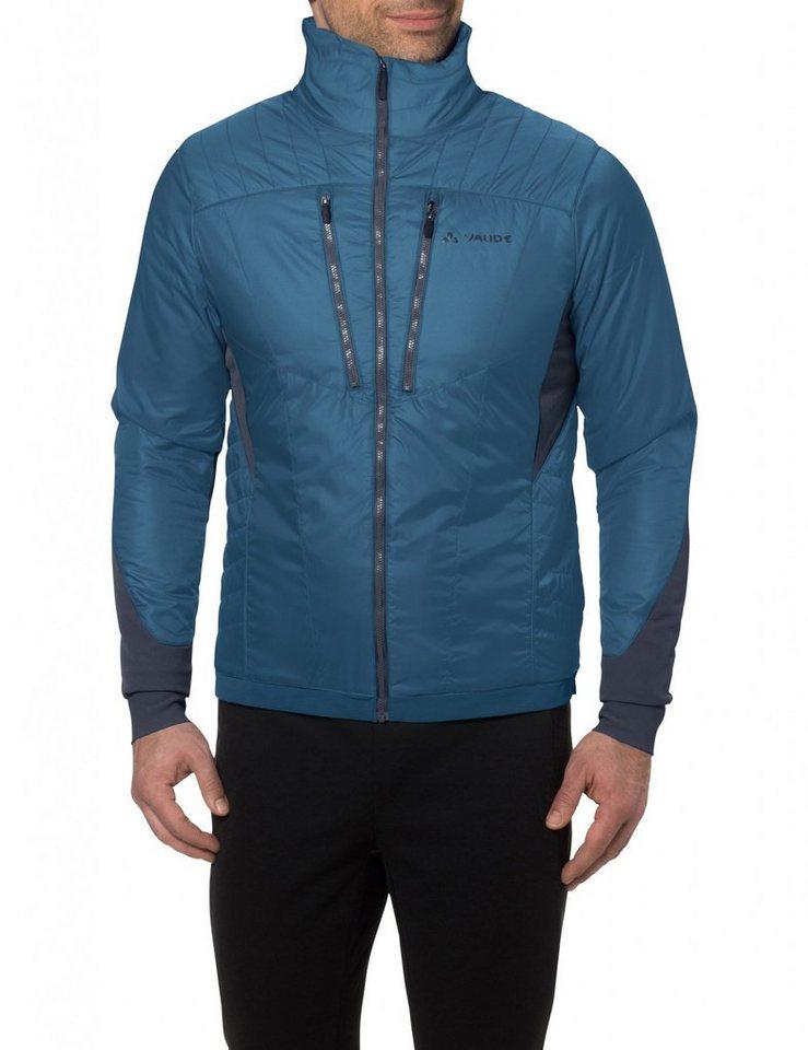 VAUDE Radjacke »Minaki Jacket Men« in blau
