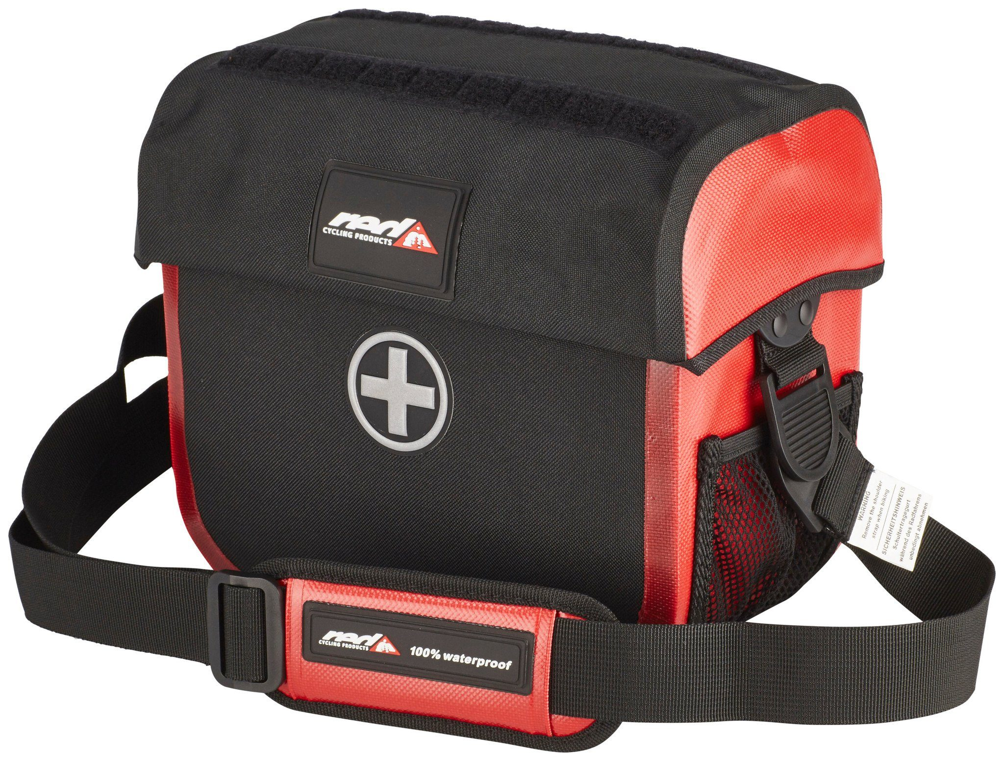 Red Cycling Products Fahrradtasche »WP100 Pro II Handlebar Bag«