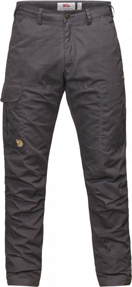 Fjällräven Outdoorhose »Karl Pro Hydratic Trousers Men« in grau