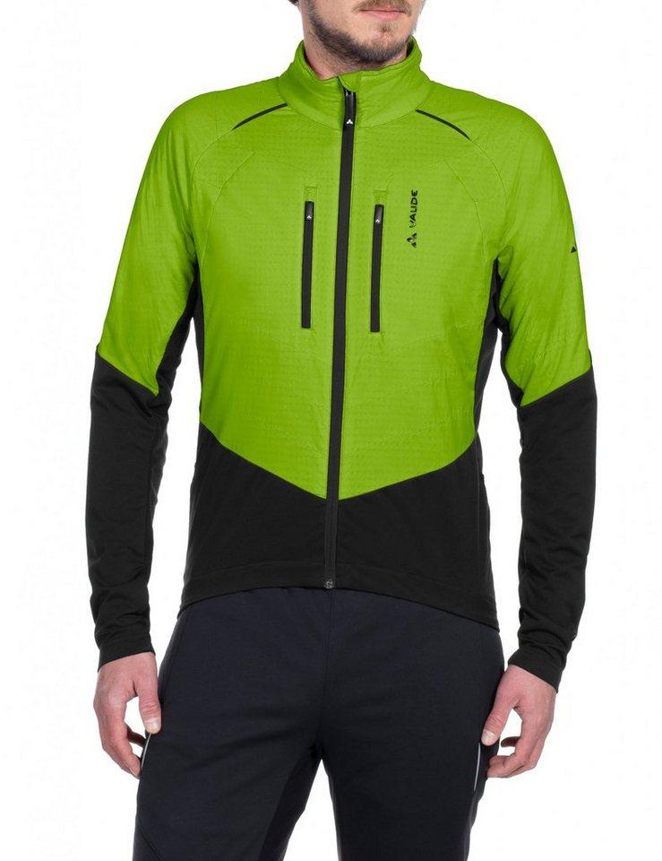VAUDE Radjacke »Alphapro Jacket Men« in grün