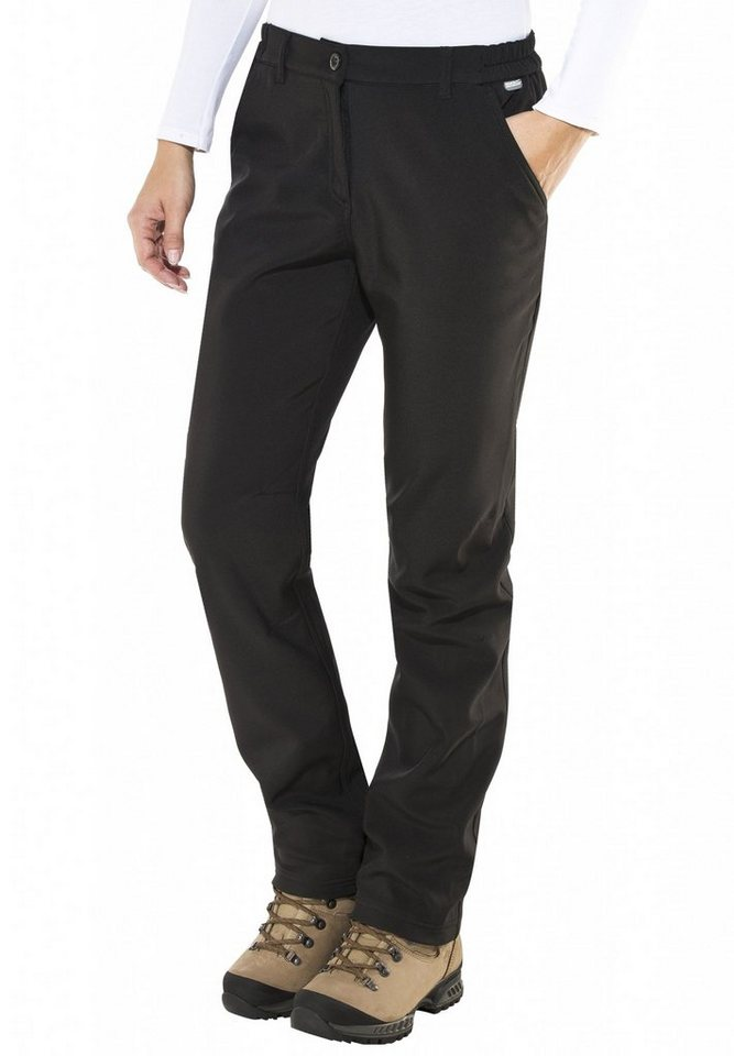 Regatta Outdoorhose »Fenton Trousers Women« in schwarz
