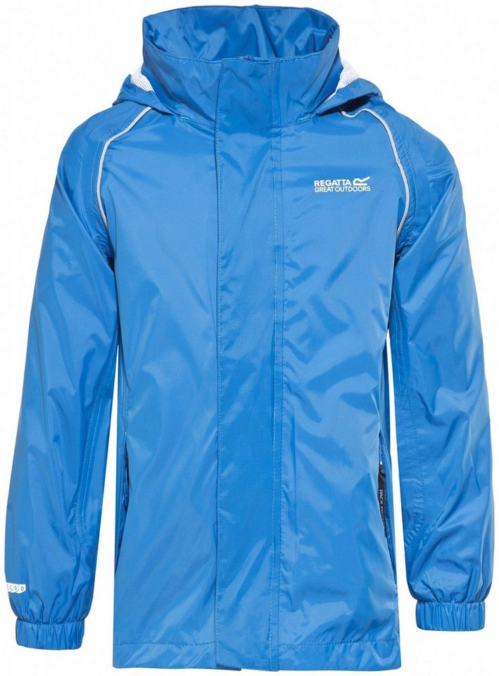 Regatta Outdoorjacke »Fieldfare Jacket Kids« in blau