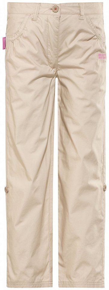 Regatta Hose »Doddle Trousers Girls« in braun