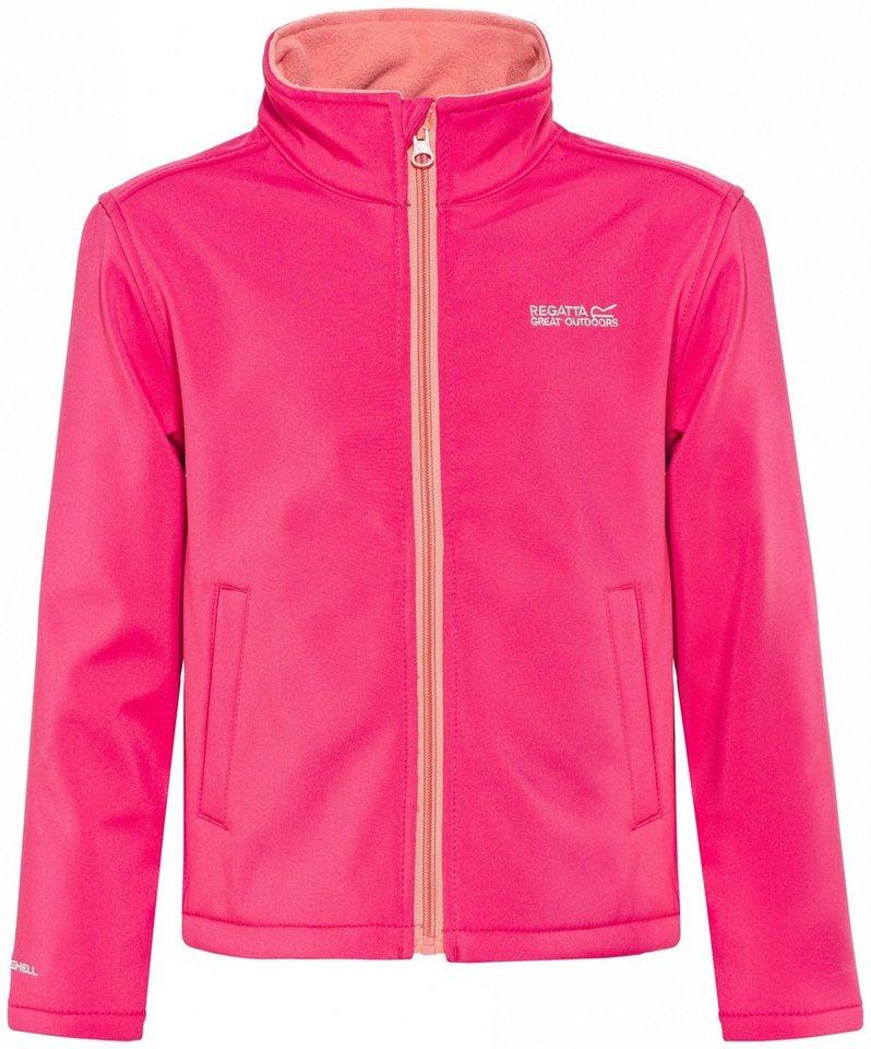 Regatta Outdoorjacke »Canto III Jacket Kids« in pink