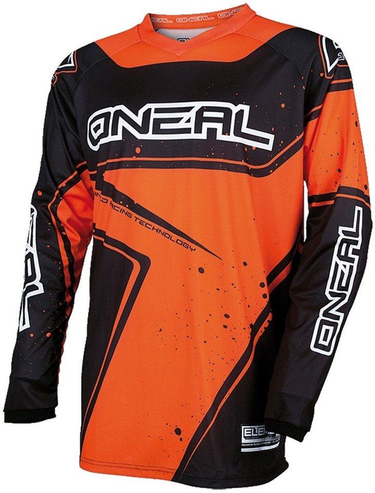O'NEAL Radtrikot »Element Racewear Jersey Youth« in rot