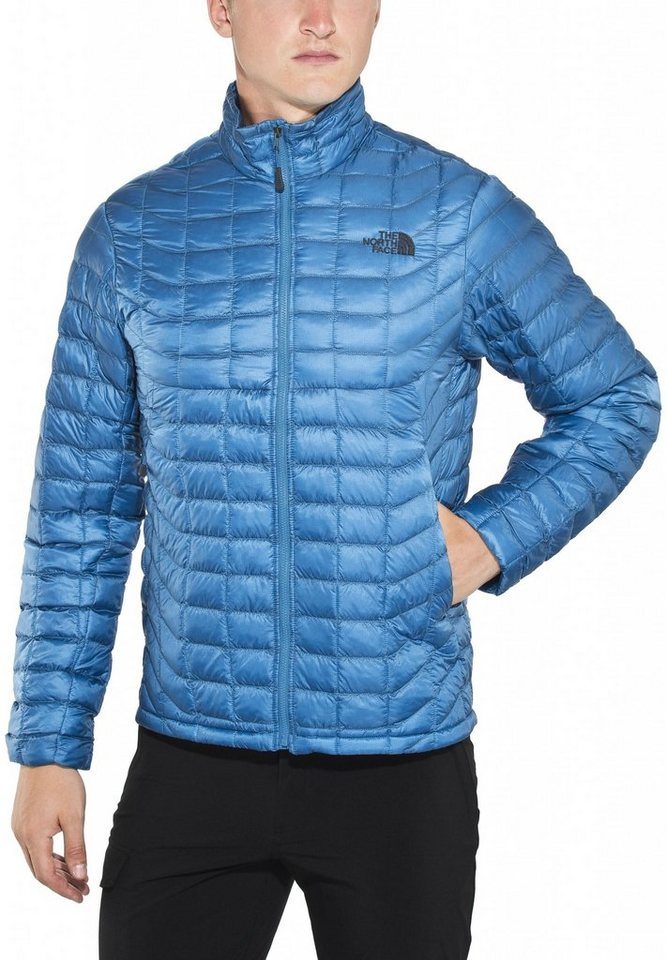 The North Face Outdoorjacke »ThermoBall Full Zip Jacket Men« in blau