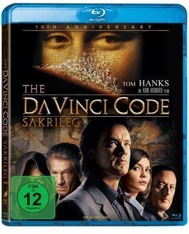Blu-ray »The Da Vinci Code - Sakrileg (Anniversary...«