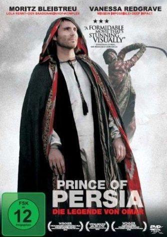DVD »The Keeper / Das Märchen von Omar / Prince of...«