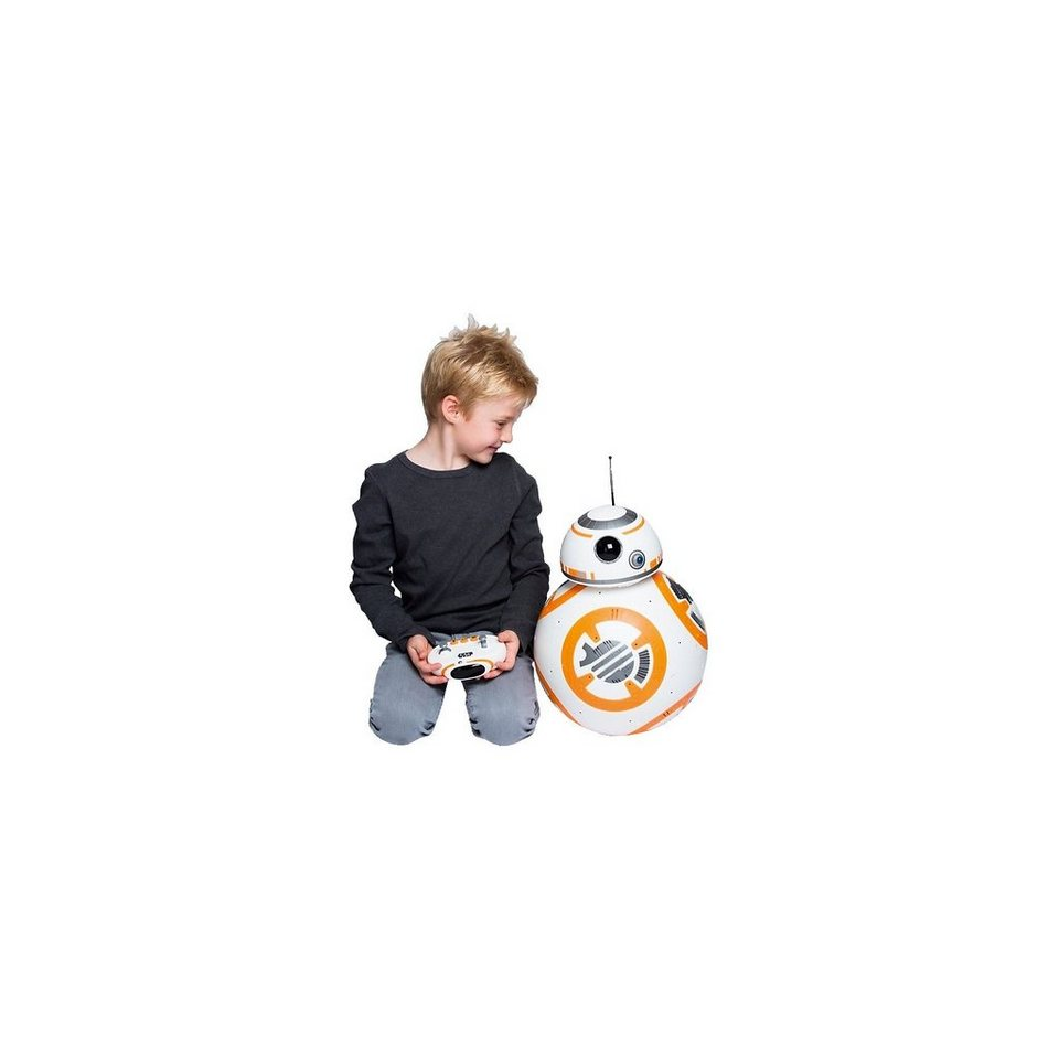 mtw star wars ferngesteuerter bb 8 50 cm kaufen otto. Black Bedroom Furniture Sets. Home Design Ideas
