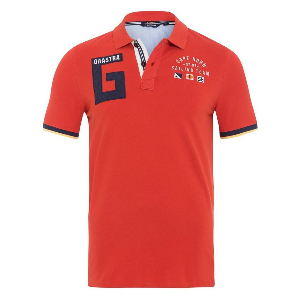 Gaastra Poloshirt in orange