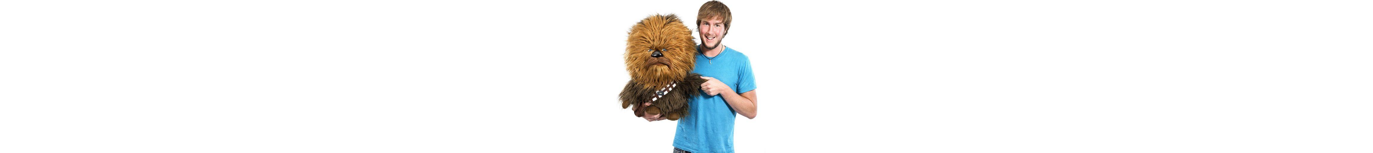 Plüschfigur mit Sound, »Disney Star Wars™, Super Deluxe, Chewbacca, ca. 60 cm«