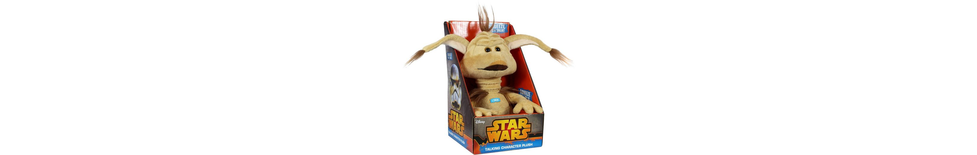 Plüschfigur mit Sound, »Disney Star Wars™ Collectors Edition, Salacious Crumb, ca. 23 cm«