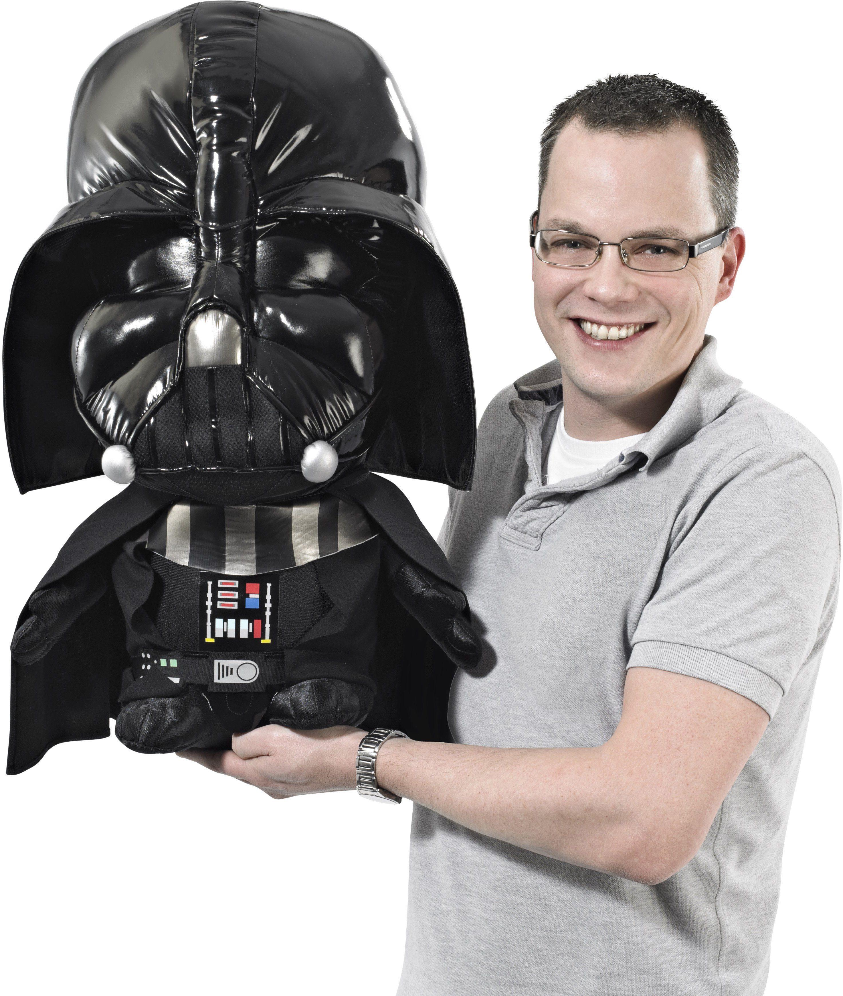 Plüschfigur mit Sound, »Disney Star Wars™, Super Deluxe, Darth Vader, ca. 60 cm«
