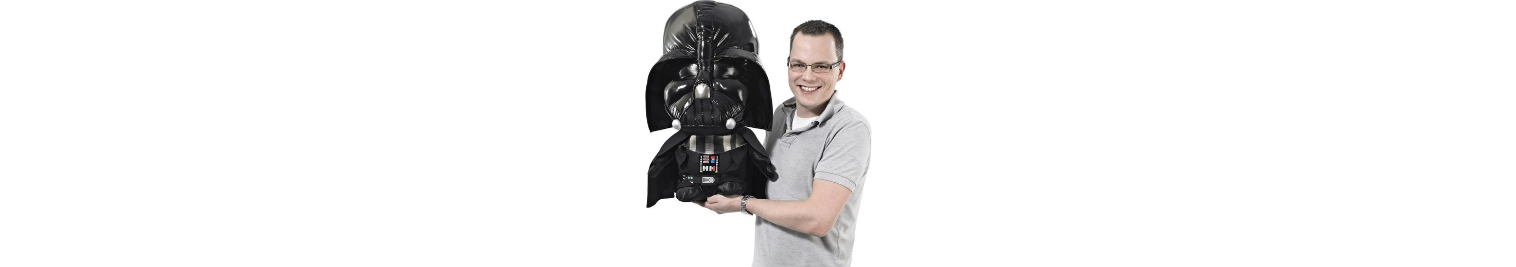 Plüschfigur mit Sound, »Disney Star Wars™, Super Deluxe, Darth Vader, ca. 60 cm«