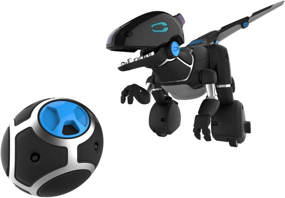 WowWee RC Roboter Dinosaurier, »Roboraptor« in Farbig
