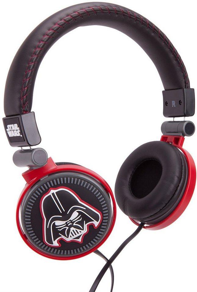 Kopfhörer, »Disney Star Wars™, Darth Vader« in Farbig