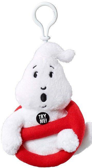 Plüschfigur mit Sound, »Ghostbusters, Mini No Ghost, ca. 11 cm« in weiß