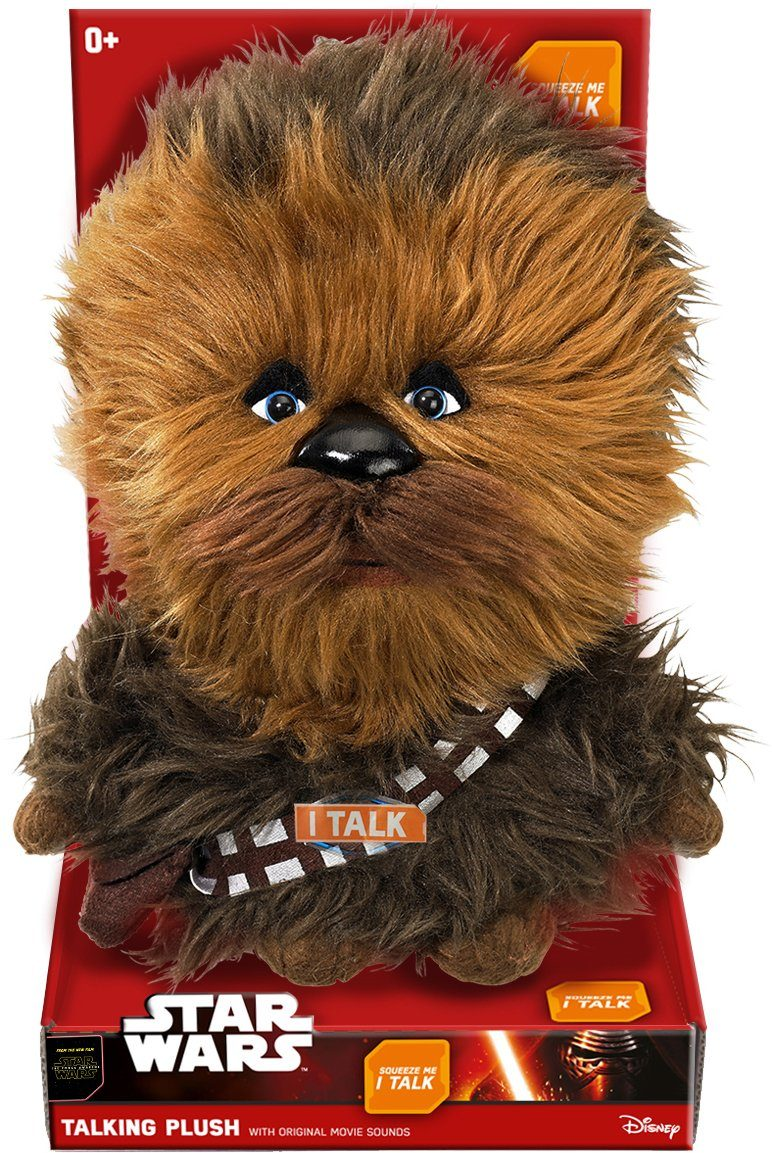 Plüschfigur mit Sound, »Disney Star Wars™, Premium, Chewbacca, ca. 30 cm«