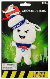 Plüschfigur mit Sound, »Ghostbusters, Mini Stay Puft Angry, ca. 13 cm«
