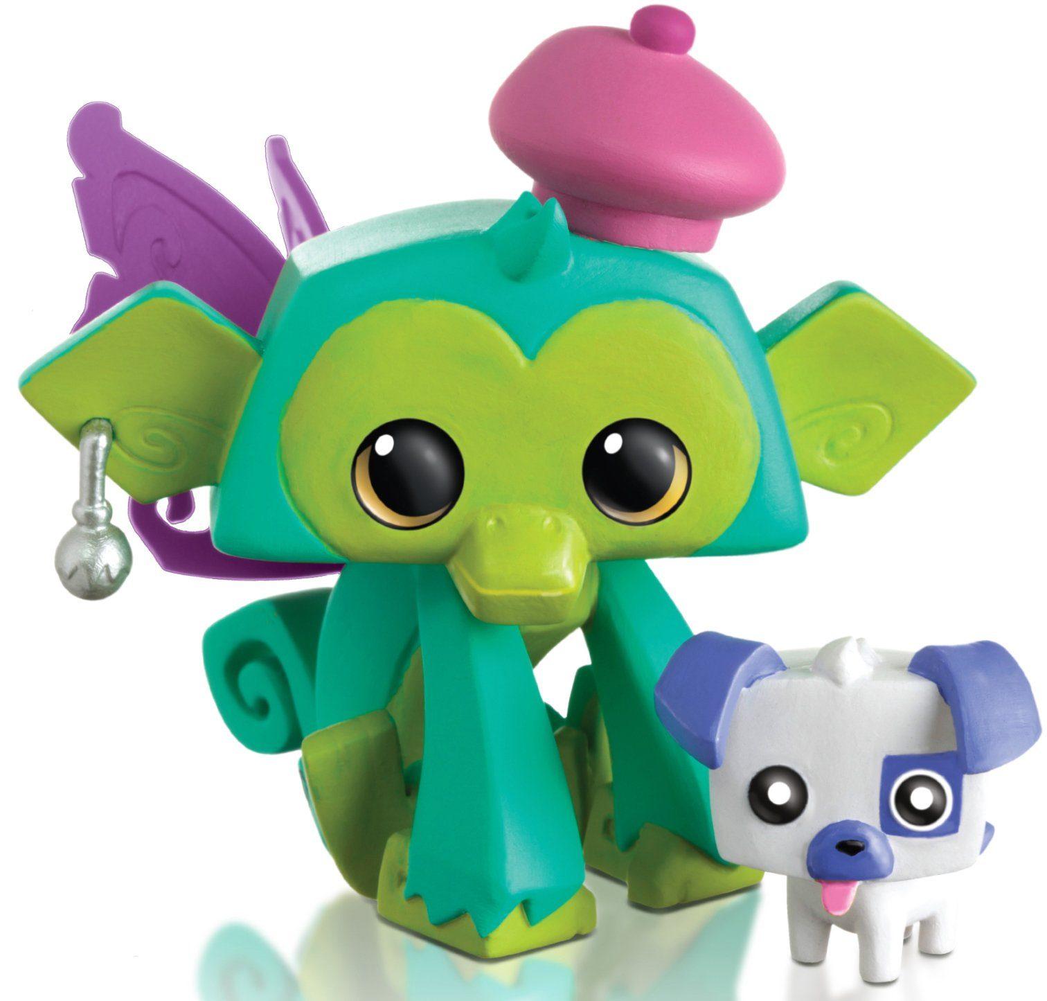Spielfigur, »Animal Jam, Affe mit Accessoires«