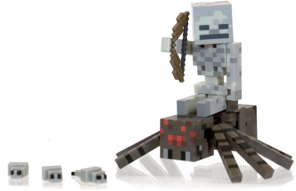 Spielfigur, »Minecraft, Spinnenreiter Pack Serie 2«