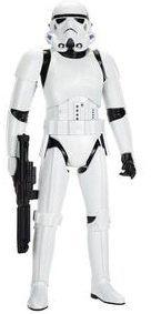 Bewegliche Plüschfigur mit Sound, »Disney Star Wars™, Stormtrooper, ca. 60 cm« in farbig