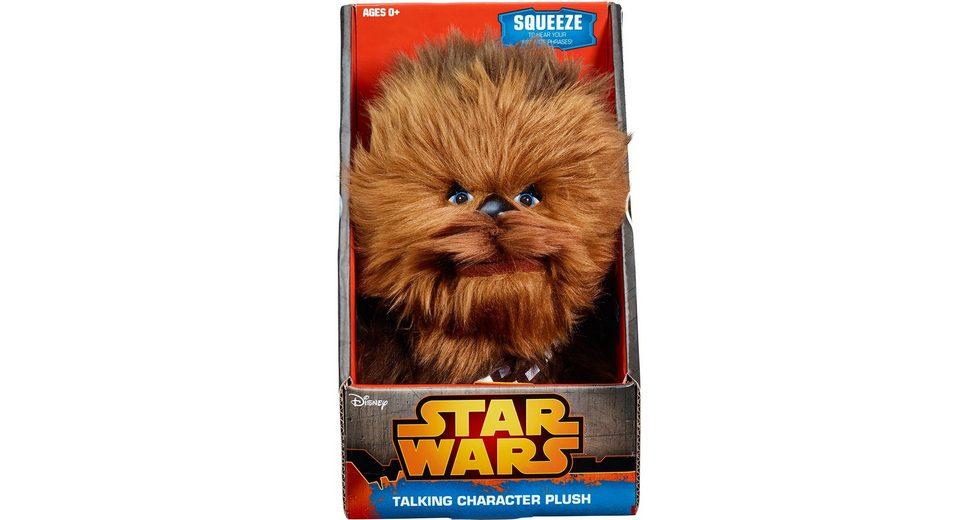Plüschfigur mit Sound und Anhänger, »Disney Star Wars™, Chewbacca, ca. 10 cm«