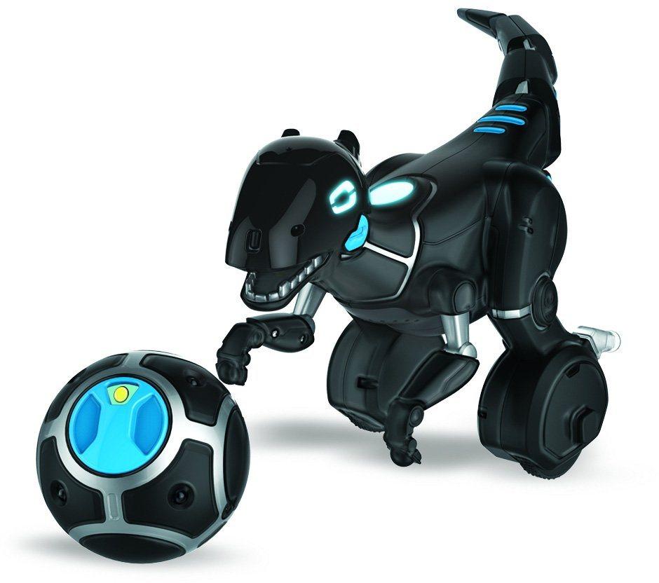 WowWee RC Roboter Dinosaurier, »MiPosaur« in schwarz
