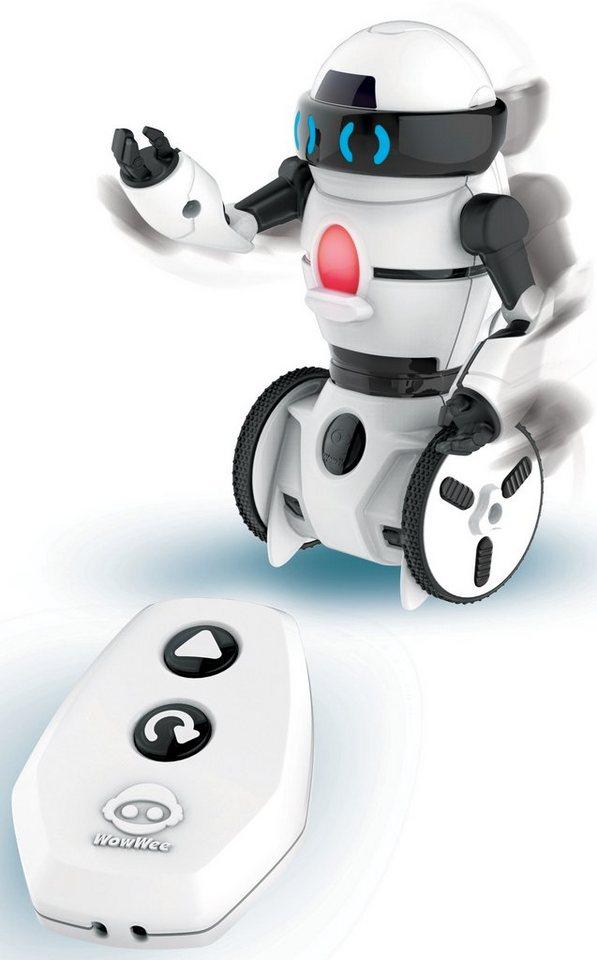 WowWee RC Roboter, »Mini MIP« in weiß/schwarz