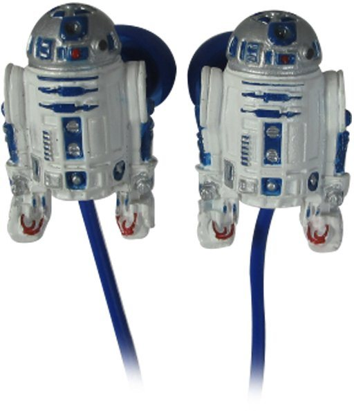In Ear Kopfhörer, »Disney Star Wars™, R2D2« in weiß/blau