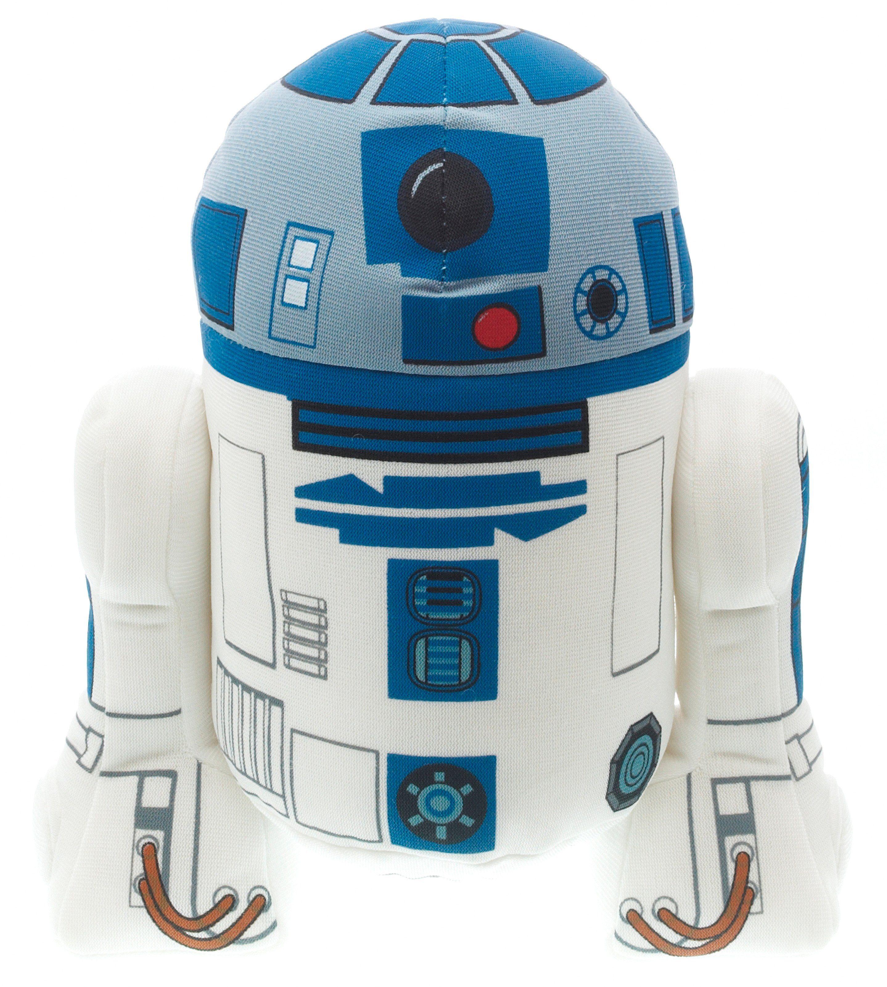 Plüschfigur mit Sound, »Disney Star Wars™, R2D2, ca. 19 cm«