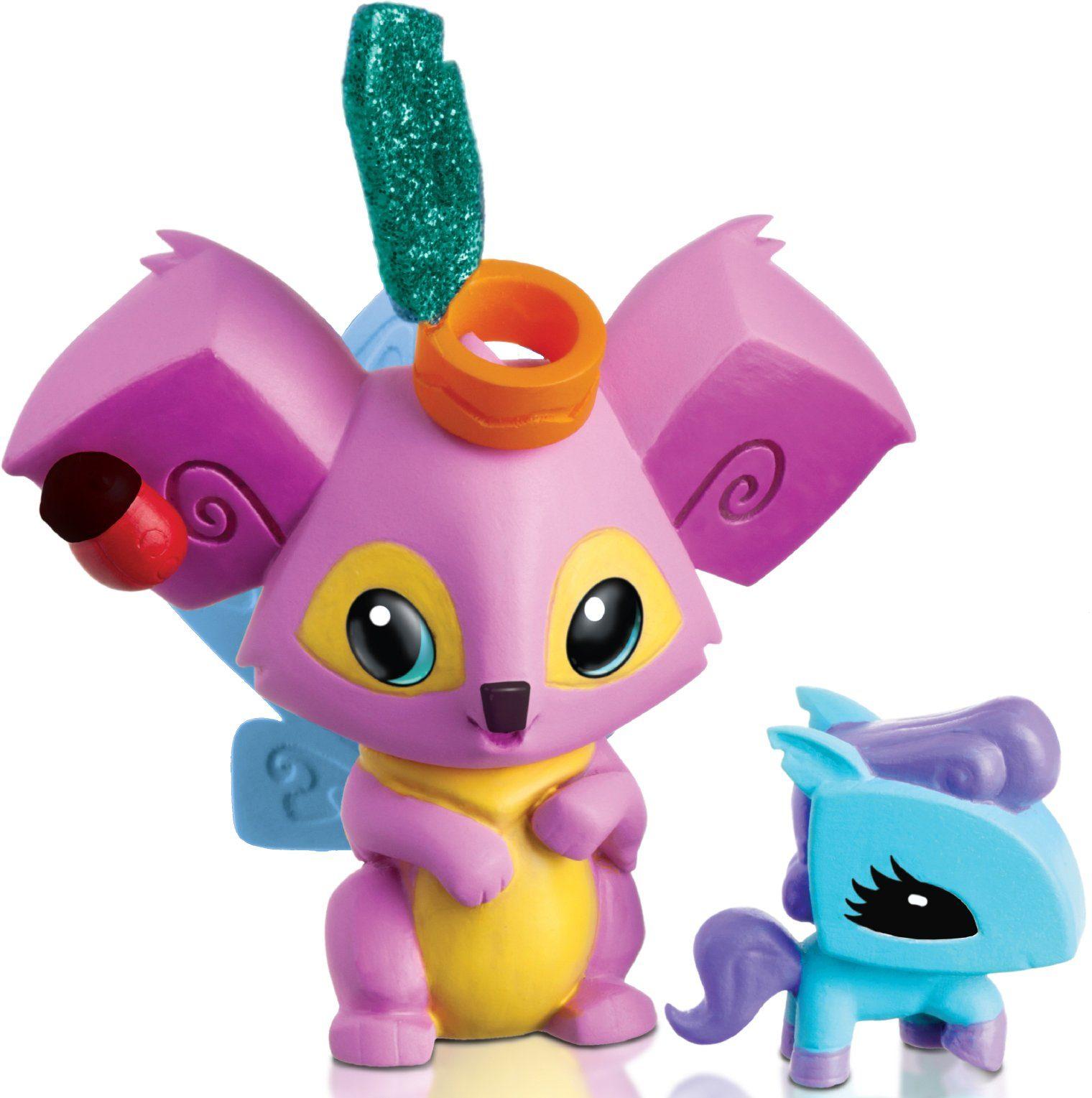 Spielfigur, »Animal Jam, Koala mit Accessoires«