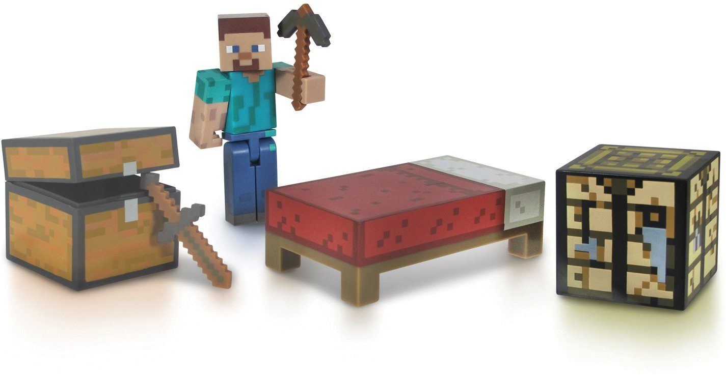 Spielfigur, »Minecraft, Core Player Survival Pack«