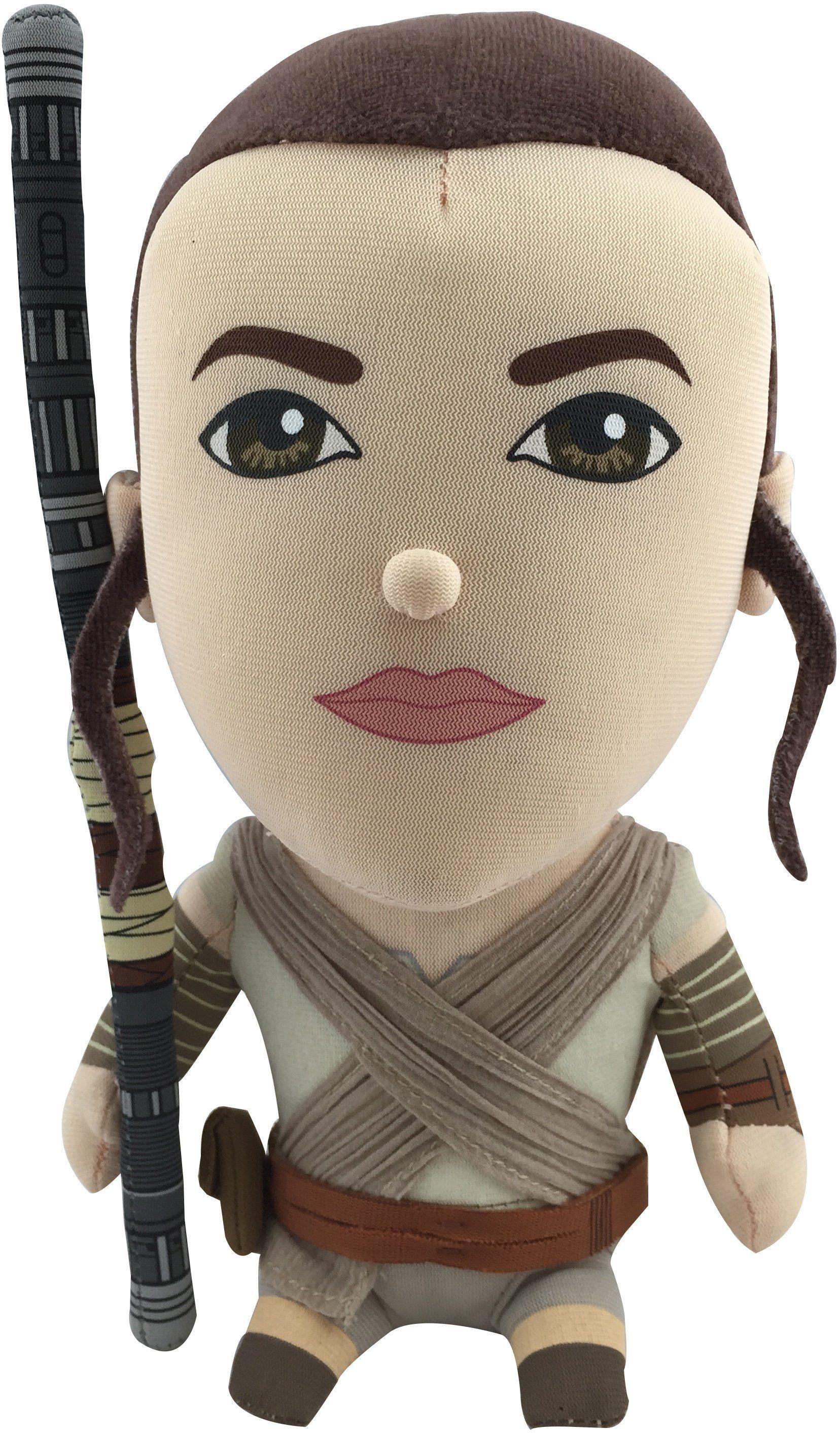 Plüschfigur mit Sound, »Disney Star Wars™, Rey, ca. 23 cm«