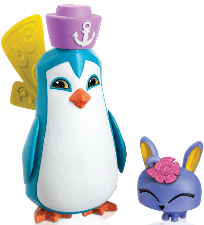 Spielfigur, »Animal Jam, Pinguin mit Accessoires«