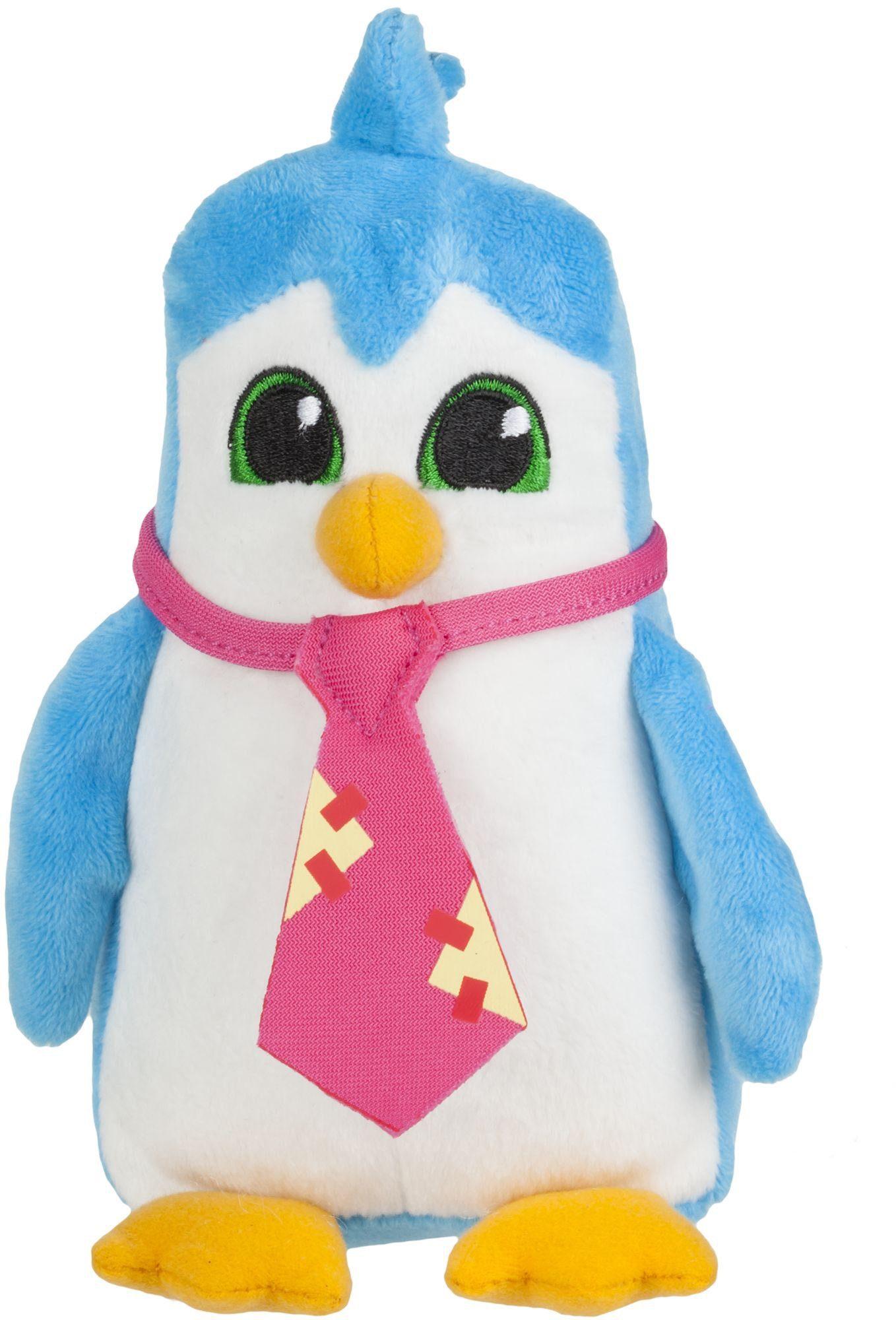 Kuscheltier, »Animal Jam, Plüschfigur Pinguin, ca. 17 cm«