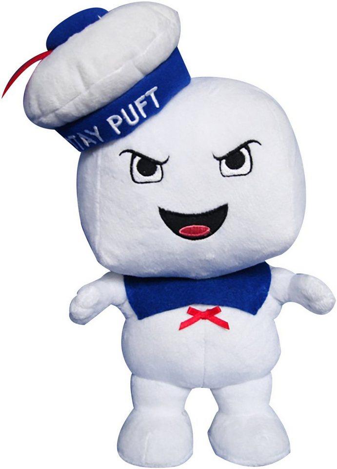 Plüschfigur mit Sound, »Ghostbusters, Medium Stay Puft Angry, ca. 20 cm« in Weiß