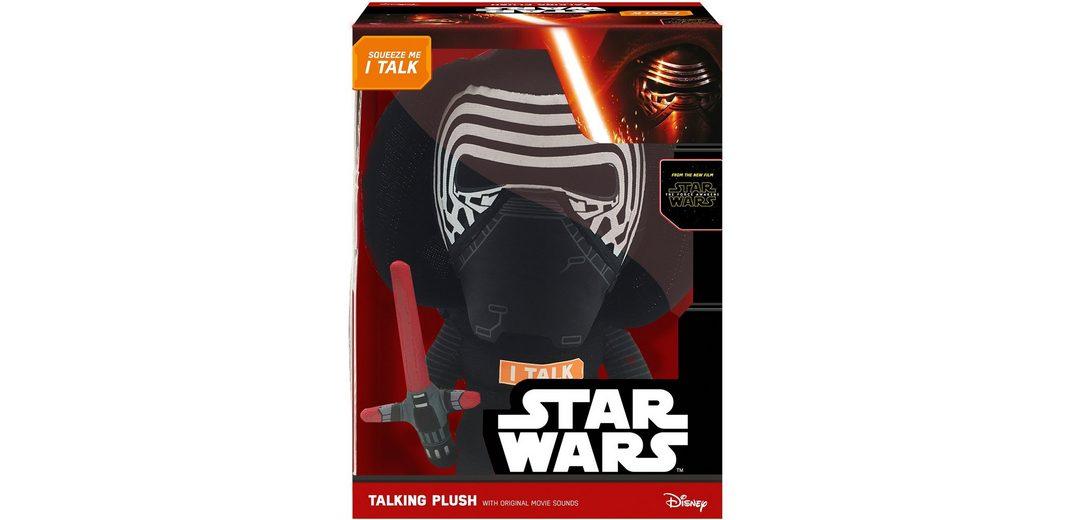 Plüschfigur mit Sound, »Disney Star Wars™, Deluxe, Kylo Ren, ca. 36 cm«