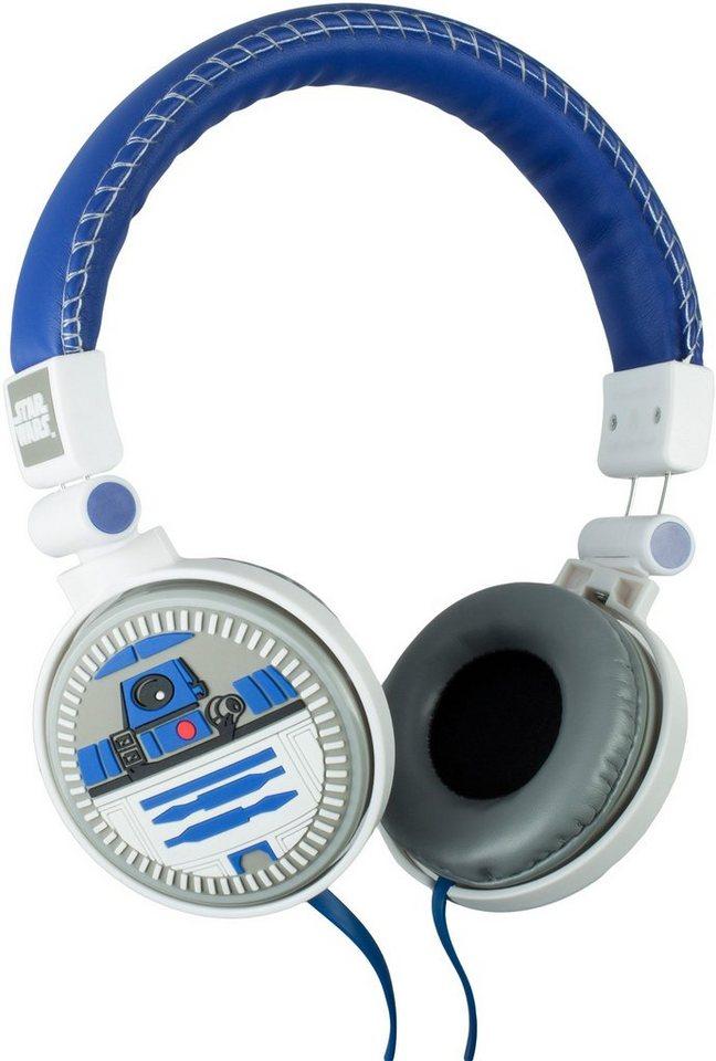Kopfhörer, »Disney Star Wars™, R2 D2« in Blau/ Weiß