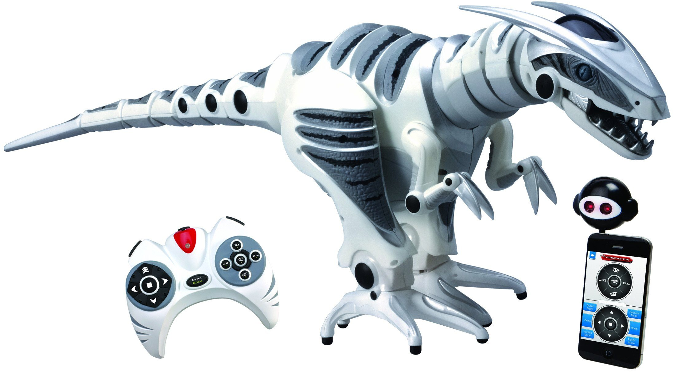 WowWee RC Roboter Dinosaurier, »ROBORAPTOR X«