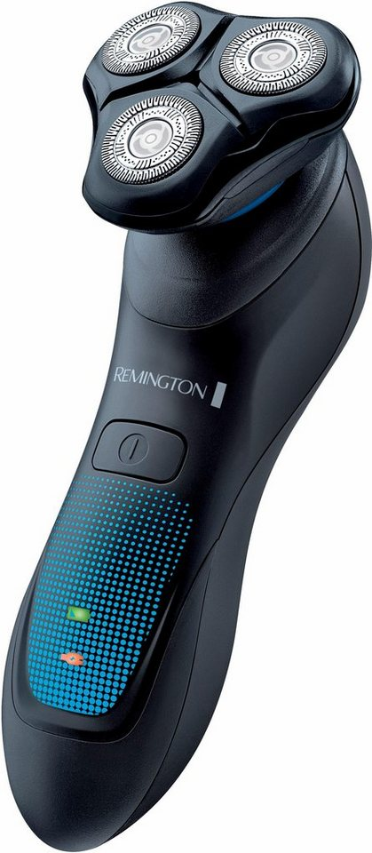 Remington Herrenrasierer HyperFlex Aqua XR1430, HyperFlex-Technologie in schwarz/blau