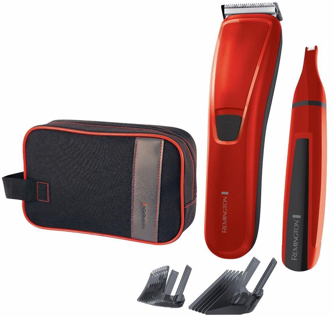 Remington Haarschneider plus Nasen- und Ohrenhaarschneider HC5302, Geschenkset