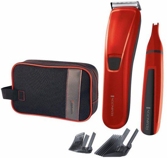 Remington Haarschneider HC5302 plus Nasen- und Ohrenhaarschneider, Geschenkset