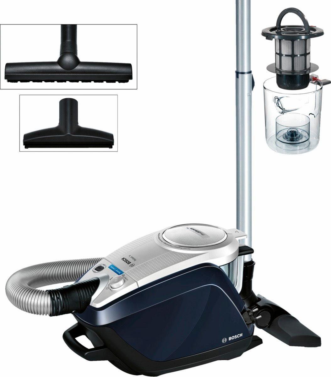 Bosch Bodenstaubsauger Relaxx'x ProSilence Plus BGS5A300, beutellos, A