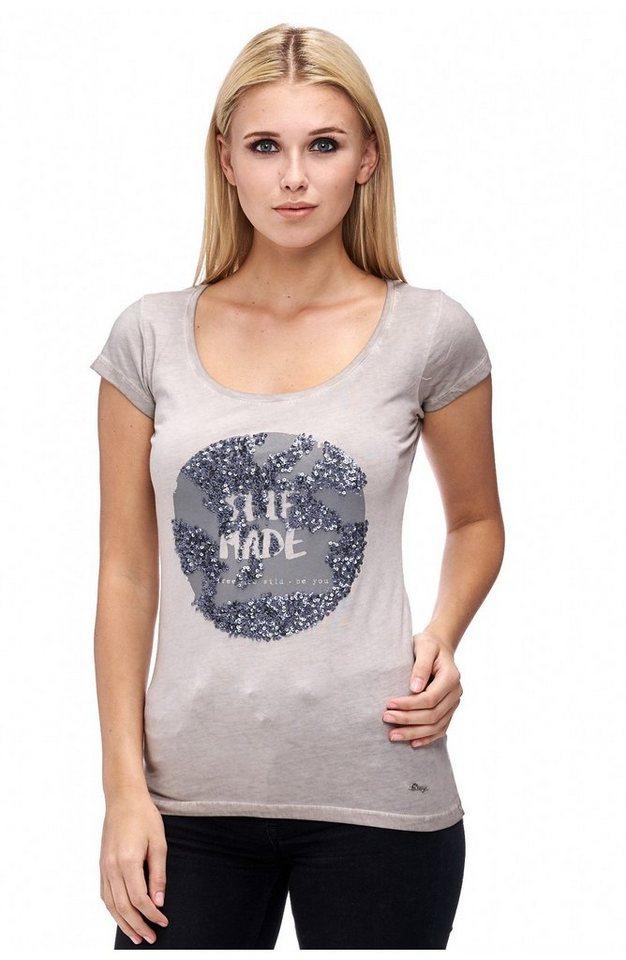 Decay T-Shirt in grau
