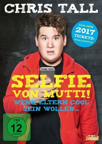 DVD »Chris Tall - Selfie von Mutti«