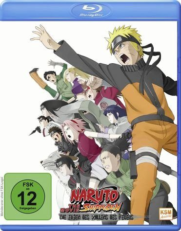 Blu-ray »Naruto Shippuden - The Movie 3: Die Erben des...«