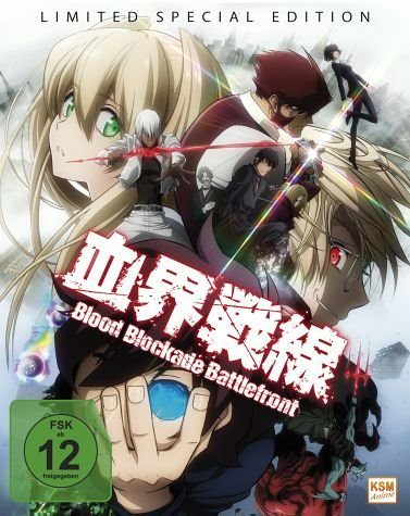 Blu-ray »Blood Blockade Battlefront (Limited Edition)«